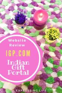 IGP.com Online Gifts store Review | Expressing Life
