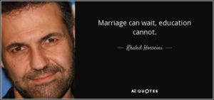 Marriage vs Education Quotes, Education Quotes, Importance of Education, Girl education