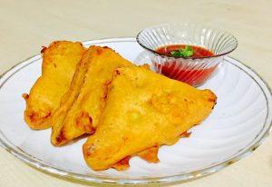 The Monsoon Favourite: Bread Pakora Recipe | Expressing Life