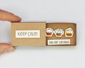 Inspirational Cute DIY Matchbox Cards Motivational