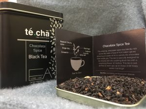 Techa Chocolate Spice Tea Review