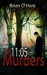 Book Review The 11.05 Murders by Brian O'Hare