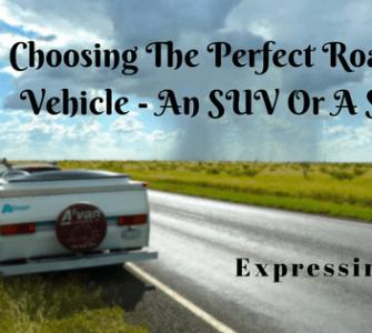 Choosing The Perfect Road Trip Vehicle - An SUV Or A Sedan?