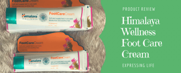 Himalaya Wellness Foot Care Cream Review | Product Review | Expressing Life