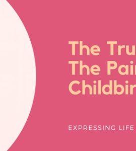 pain during childbirth