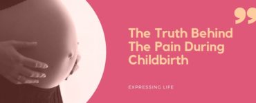 pain during childbirth