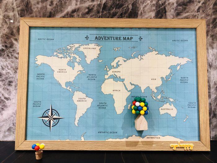 Oye Happy Adventure Map