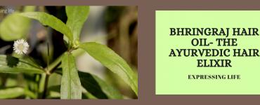 Bhringraj Hair Oil- The Ayurvedic Hair Elixir